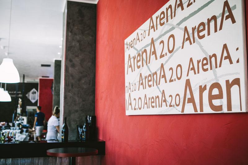 Ristorante Arena Formigine vicino Maranello e Modena